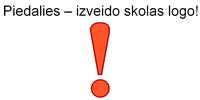 """Konkurss """"Mālpils novada vidusskolas logo izstrāde"""""""