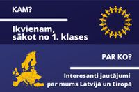 Eiropas eksāmens - 2021