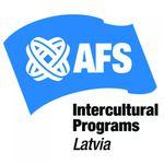 """Organizācija AFS Latvija """"Starpkultūru programmas""""  viesosies skolā"""