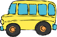 Skolēnu autobuss 9.oktobrī